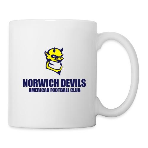 Norwich Devils Mug (Left Handed) - Mug