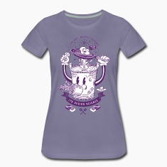 Washed violet MR Rocket Stove T-Shirts