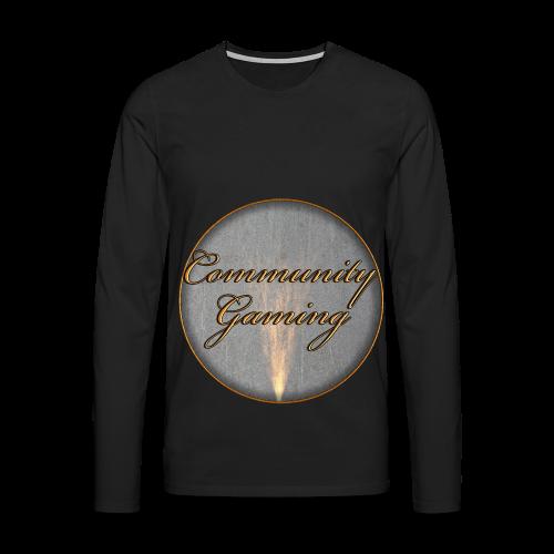 Community-Gaming Langarmshirt - Männer Premium Langarmshirt