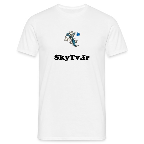 SkyTvshirt LaWes - T-shirt Homme