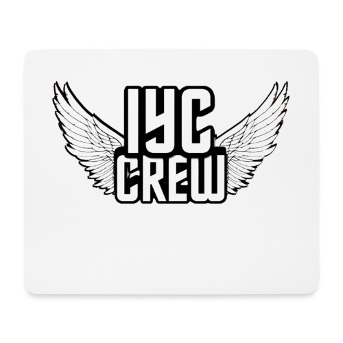 iYellowCrew Mouspad - Mousepad (Querformat)
