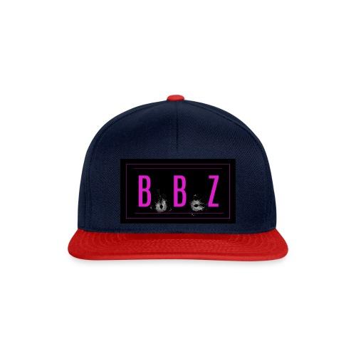 PINK LOGO CAP - Snapback Cap