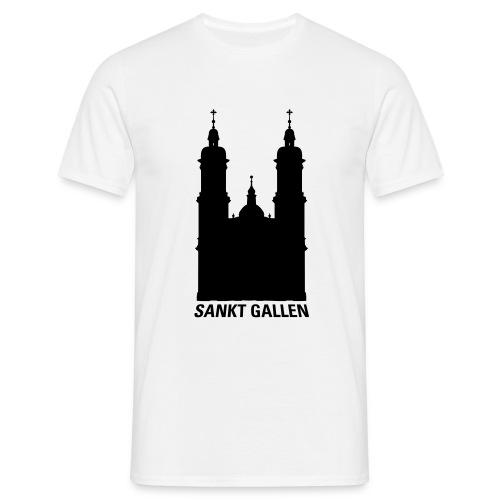 Kloster St. Gallen - Männer T-Shirt