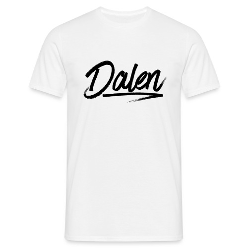 Vit Dalen T-Shirt - T-shirt herr