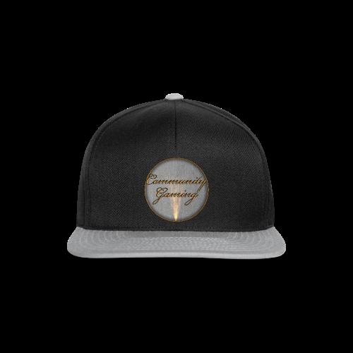 Community-Gaming  Cap - Snapback Cap