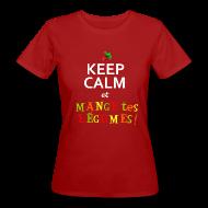 Tee shirts ~ Tee shirt Bio Femme ~ Mange tes légumes