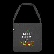 Sacs et sacs à dos ~ Sac bandoulière 100 % recyclé ~ Mange tes légumes