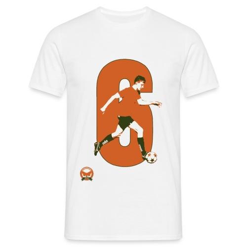 #6 Davidsson - T-shirt herr