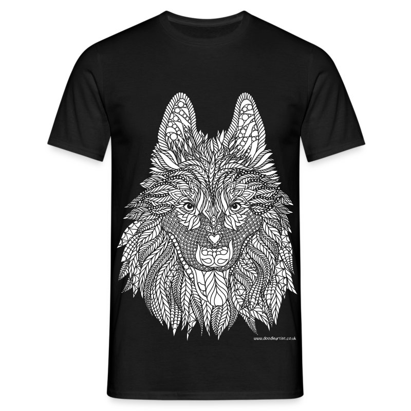 German Shepherd t-shirt - Men's T-Shirt