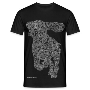 Beagle t-shirt - Men's T-Shirt