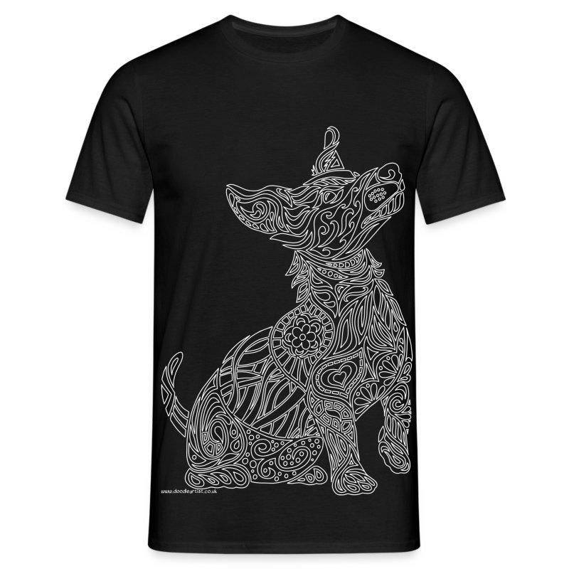 Jack Russell t-shirt - Men's T-Shirt