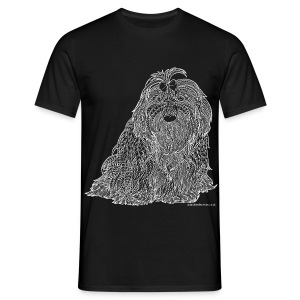 Shih-tzu t-shirt - Men's T-Shirt
