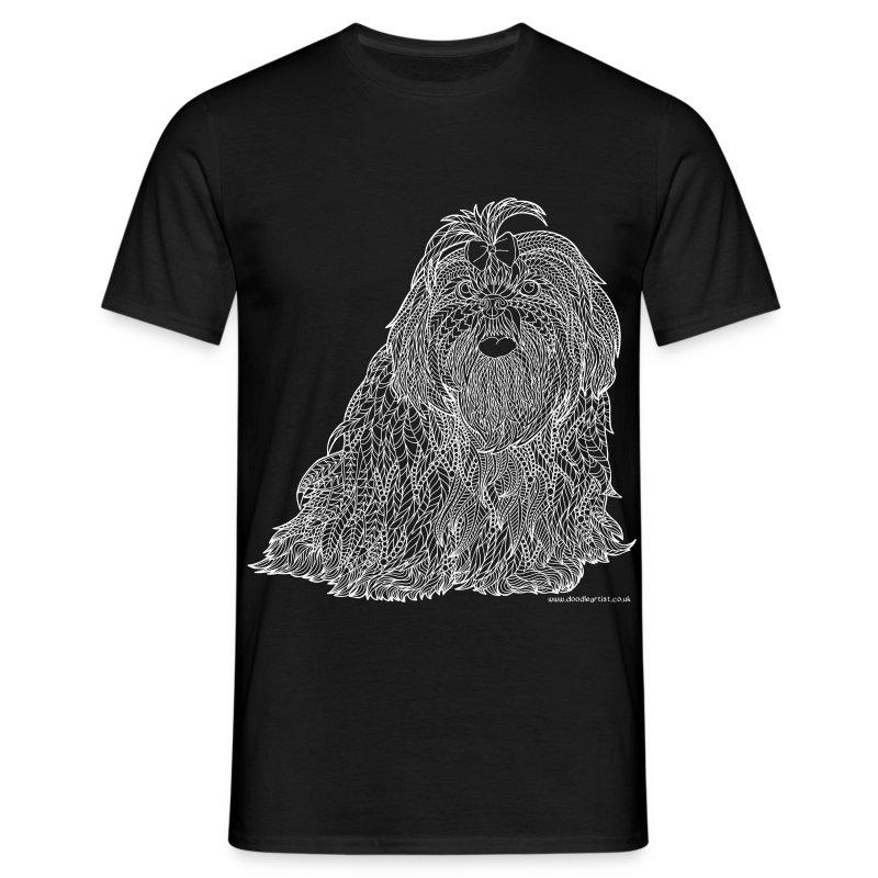 Shih-tzu t-shirt - Men's T-Shirt