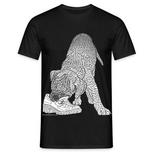 Dogue de Bordeaux t-shirt - Men's T-Shirt