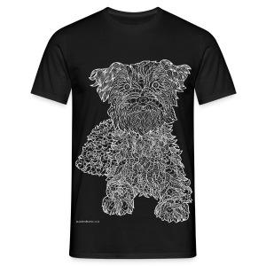 Cairn terrier t-shirt - Men's T-Shirt