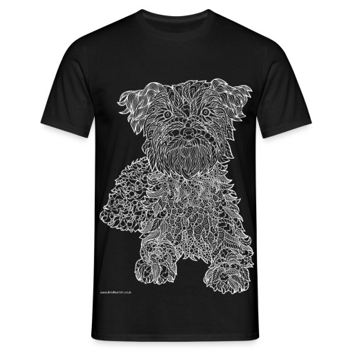 Cairn terrier t-shirt - Men's T-Shirt