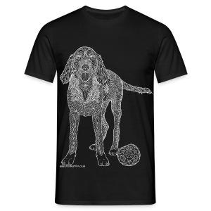 Weimeraner t-shirt - Men's T-Shirt