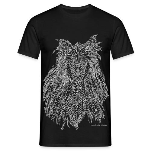 Rough Collie t-shirt - Men's T-Shirt