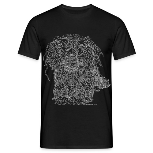 Dachshund t-shirt - Men's T-Shirt