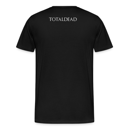 T-shirt STAFF TotalDead - T-shirt Premium Homme