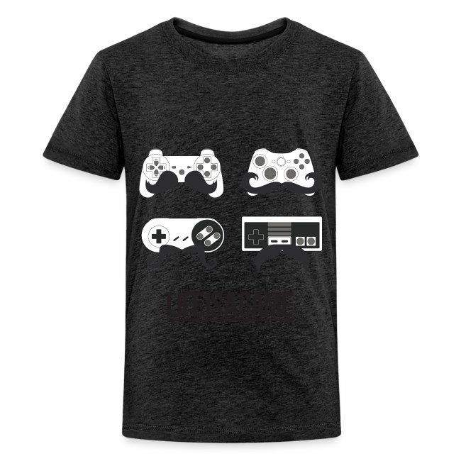 Teenagers Life Is A Game T-Shirt