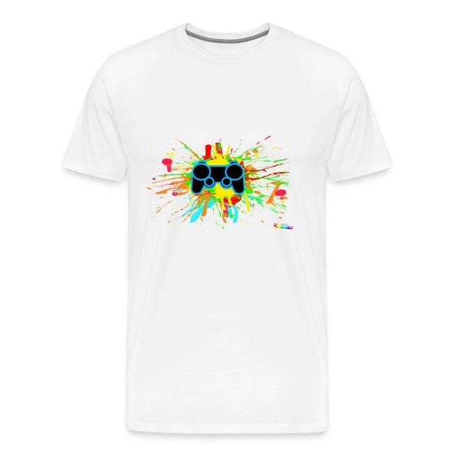 Men's Splatter Controller Shirt