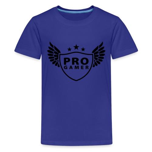 Teenager's Pro Gamer Shirt - Teenage Premium T-Shirt