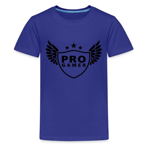 Teenager's Pro Gamer Shirt - Teenage Premium T-Shirt
