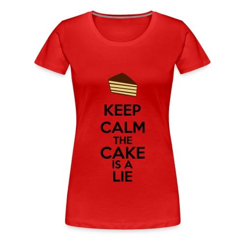 Women's Portal Shirt - Women's Premium T-Shirt