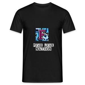 Five Live t-shirt - Men's T-Shirt