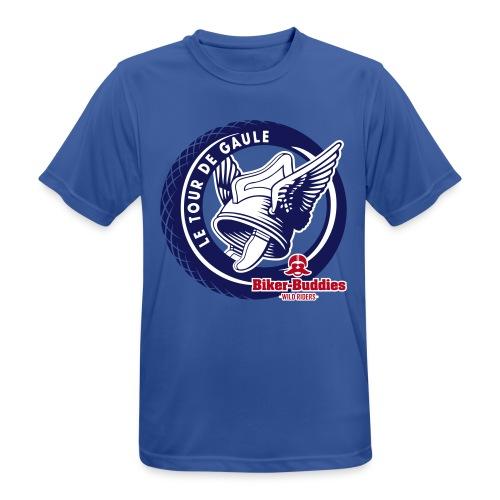 Tour Shirt ohne Jahrzahl - Männer T-Shirt atmungsaktiv