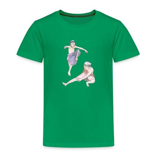 Silat Kids - Camiseta premium niño