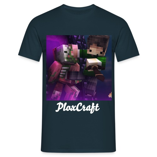 PloxCraft-NORMAL - Männer T-Shirt