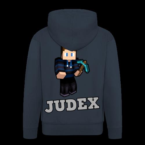 Judex Skin Hættetrøje - Herre premium hættejakke