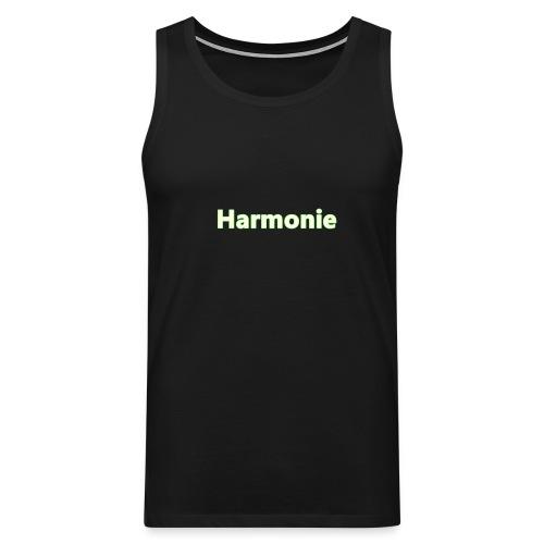 Harmonie - Männer Premium Tank Top