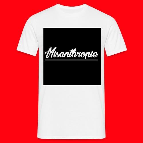 Misanthropie  - T-shirt Homme