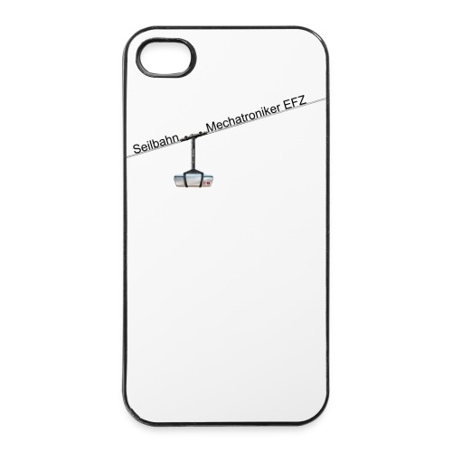 iPhone 4/4s Hard Case Pendelbahn Logo - iPhone 4/4s Hard Case