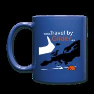 Tassen & Zubehör ~ Tasse einfarbig ~ TravelByGlider Tasse