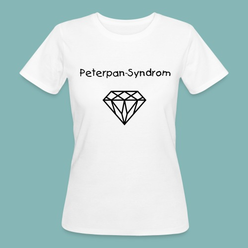 Peterpan-Syndrom Shirt - Frauen Bio-T-Shirt