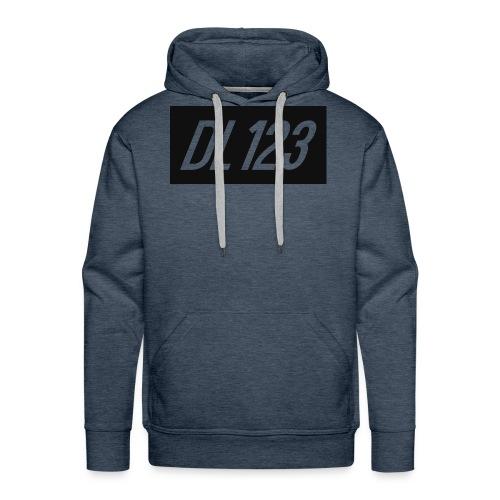 DL123 mens Hoodie - Men's Premium Hoodie