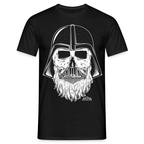 Beard Vader WHT - Männer T-Shirt
