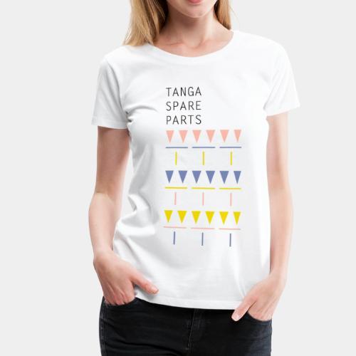 Tanga Spare Parts - Women's Premium T-Shirt