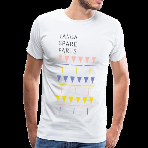 Tanga Spare Parts - Men's Premium T-Shirt