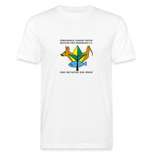 WaldWear Männer Bio-T-Shirt LON Full color - Männer Bio-T-Shirt