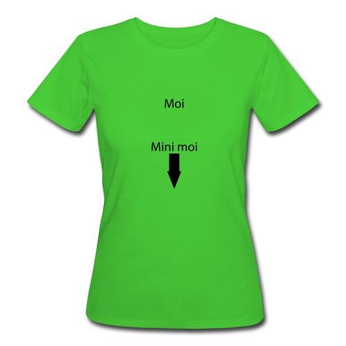 moi - T-shirt bio Femme