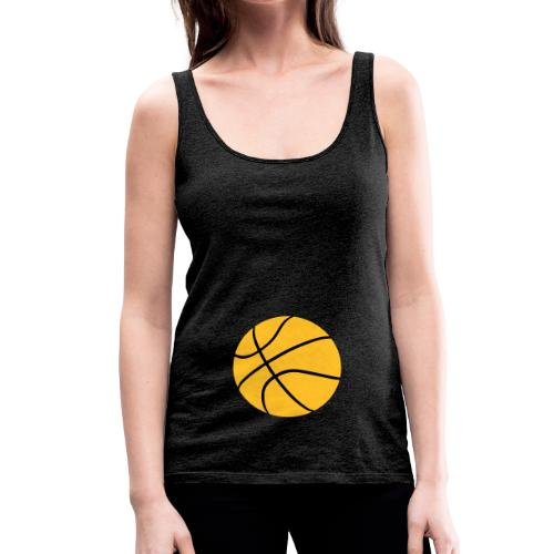 basket ball - Débardeur Premium Femme