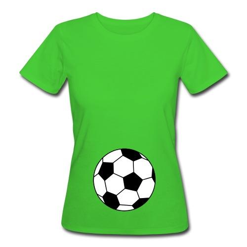 futur footballeur - T-shirt bio Femme