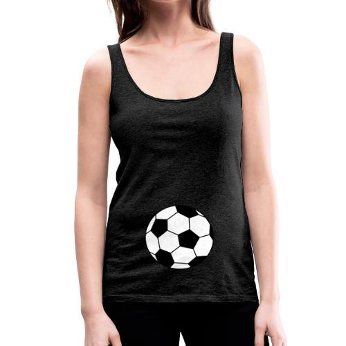 futur footballeur - Débardeur Premium Femme