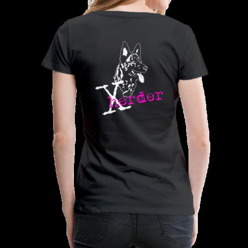 X-Herder - Frauen Premium T-Shirt
