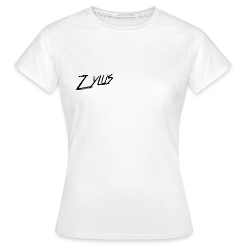 Zylus Shirt small logo (woman) - Women's T-Shirt